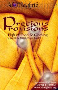 Precious Provision