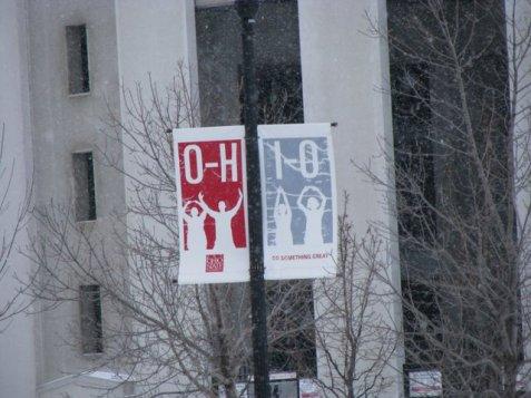 Ohio State University. Tamrin Spring 09.
